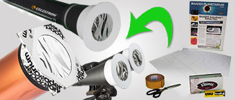 How to build your own solar filter
